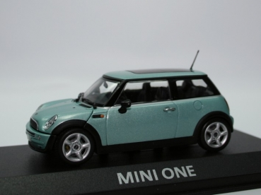 Mini One (R50) - hellgrün met. - 1/43
