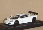 1/43 - McLaren F1 GTR - Race Version - weiß