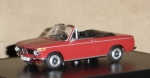 1/43 - BMW 1600 convertible - red