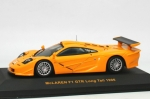 1/43 - McLaren F1 GTR long tail 1996 - orange