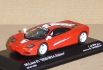 1/43 - McLaren F1 Roadcar - HEKORSA-Edition - red and white