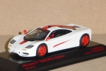 1/43 - McLaren F1 Roadcar - HEKORSA-Edition - white and red