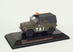 1/43 - UAZ 469 Czechoslovakia Airfield Army (2003) - green