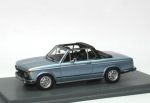 1/43 - BMW 2002 (E10) BAUR - blue