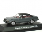 Opel Commodore B GS Coupe (1972-1977) - grey - 1/43