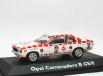 Opel Commodore B GS/E Coupé - 24h Spa 1973 #32 - 1/43