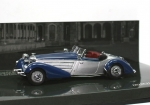 1/43 - Horch 855 Special-Roadster (1938) - silber / blau