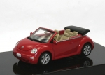 VW New Beetle Cabriolet (2003) - rot - 1/43