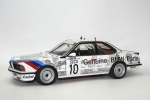 1/18 - BMW 635 CSi (E24) ETCC 1986 #10 - 24 h Spa