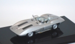 1/43 - Chevrolet Corvette Stingray (1959) - silver