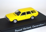 1/43 - VW Passat Variant (1975) - yellow
