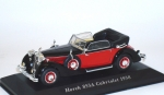 1/43 - Horch 853 A Cabriolet (1938) - rot