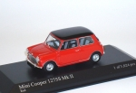 1/43 - Mini Cooper 1275S MK 2 (1967) - red