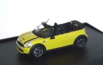 1/43 - Mini Cooper S Convertible - yellow