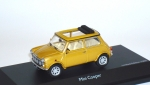 1/43 - Mini Cooper - with Softtop - gold