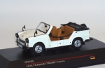 1/43 - Trabant Tramp Convertible (1978) - cream