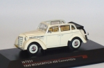 1/43 - Moskwitch 400 Convertible (1949) - beige