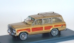 1/43 - Jeep Grand Wagoneer (1991) - gold