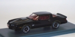 1/43 - Chevrolet Camaro Z28 - (1978) - black