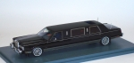 1/43 - Lincoln Town Car stretch Limousine (1985-1990) - black