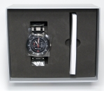 Porsche Chronograph - 911 Turbo Classic - black