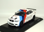 1/18 - BMW 1er M Coupé (F21) Safety Car Moto GP 2011