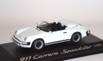 1/43 - Porsche 911 Carrera Speedster (1989) - white