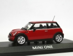 Mini One (R50) - red - 1/43