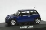 Mini One (R50) - blue met. - 1/43