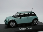 Mini One (R50) - silk green met. - 1/43