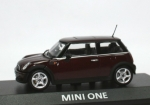 Mini One (R50) - red met. - 1/43