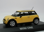 Mini One (R50) - yellow - 1/43