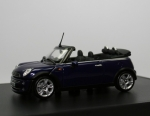 Mini Cooper convertible (R52) - purple - 1/43